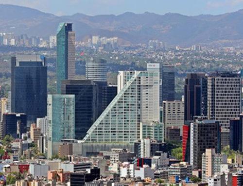 Inmobiliarias prevén crecer 5.25% en la Ciudad de México