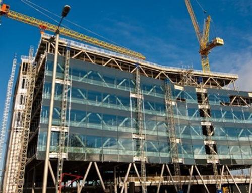 La inflación en construcción despide 2018 con una tasa de 10.28%