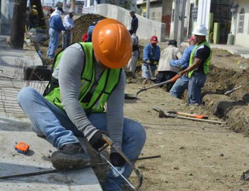 Mejora industria de la construcción en la entidad