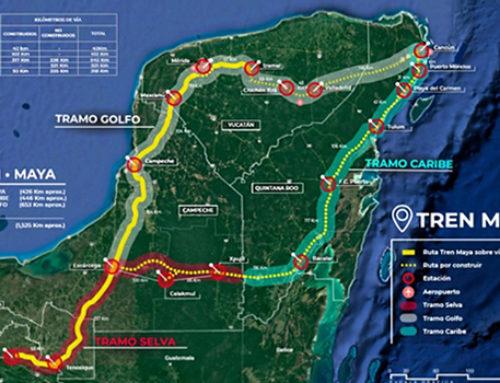 Financiará la IP 90% del proyecto del Tren Maya