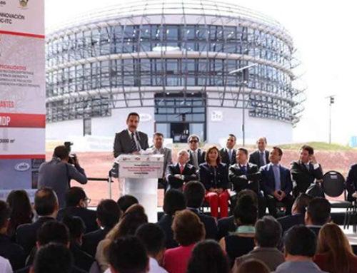Inaugura CMIC Instituto Tecnológico de la Construcción