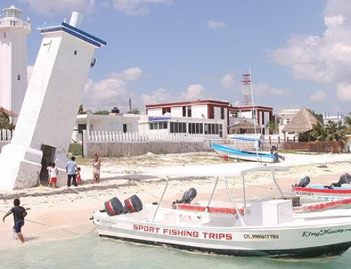 Prevén detonar escalera náutica en región Caribe