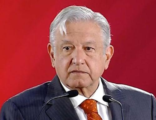 AMLO se compromete a terminar el Tren México-Toluca en su sexenio