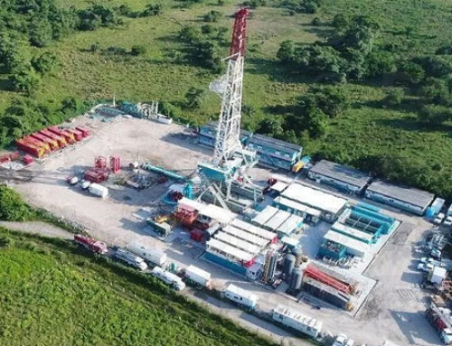 Inversión de 20 mmdp en campo petrolero de Tierra Blanca