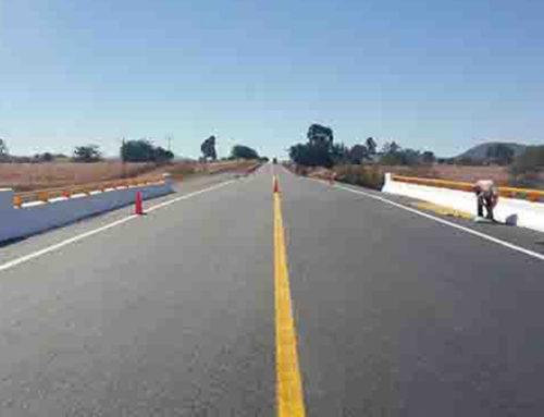 Invertirán 72 mdp en la carretera Zamora-La Piedad