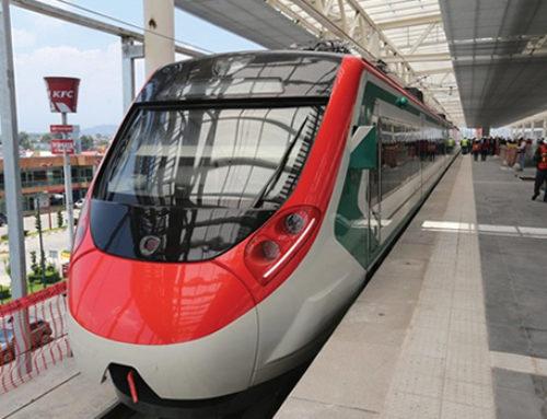 Obras en dos estaciones del Tren Suburbano