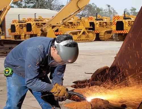 Cifra histórica de inversión en maquinaria, equipo y construcción