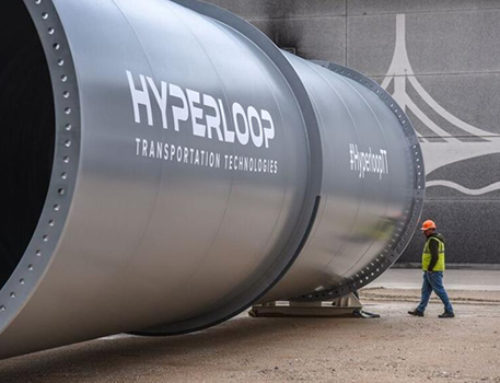 Elon Musk quiere inversionistas mexicanos para su Hyperloop