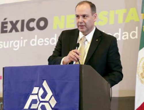 PND, factor clave para el crecimiento, dice Coparmex