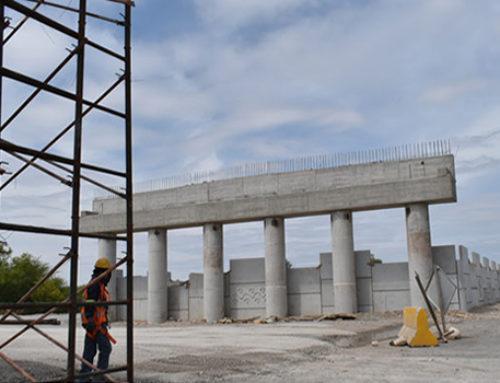 Pide CMIC puente elevado sobre las vías de ferrocarril