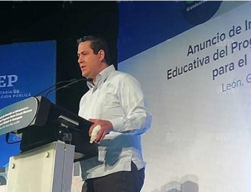 Recibirá Guanajuato 508 mdp para la construcción de la Nueva Escuela Mexicana