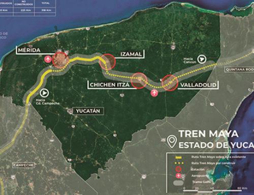 Tren Maya no tendrá consecuencias ambientales