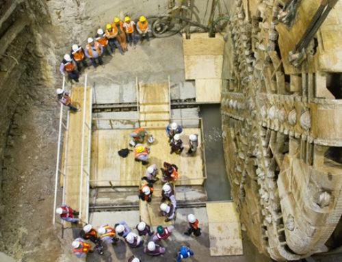 El Túnel Emisor Oriente comenzará a operar en un mes más, dice Sheinbaum
