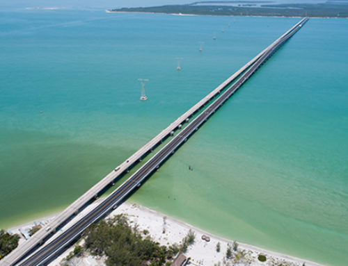 Inauguran segundo puente más largo del País