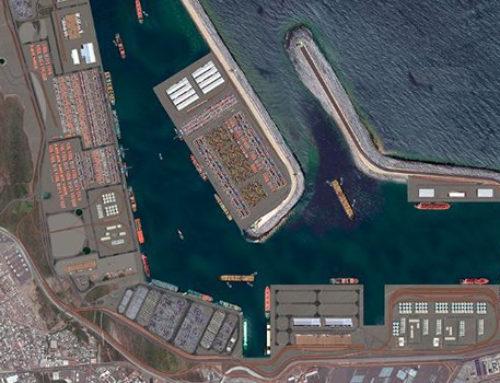 Movimiento de carga repunta en el puerto de Veracruz