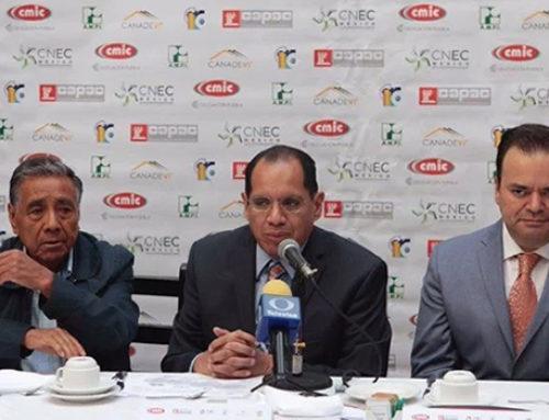 CMIC presentará 210 proyectos para Puebla