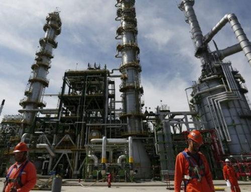 Inversión privada en petroquímica, necesaria: AMLO