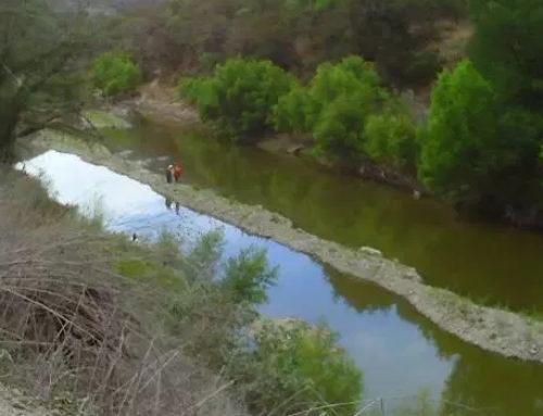Respaldan acuerdo para aprovechar las aguas del Río Verde