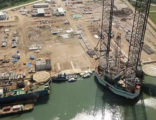 Construirán terminal en Dos Bocas