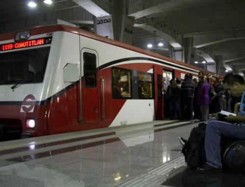 El proyecto del tren CDMX-Santa Lucía va muy avanzado, dice CAF