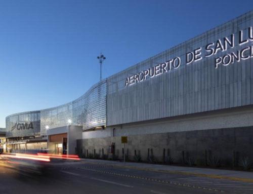 Inauguran ampliación del Aeropuerto de SLP