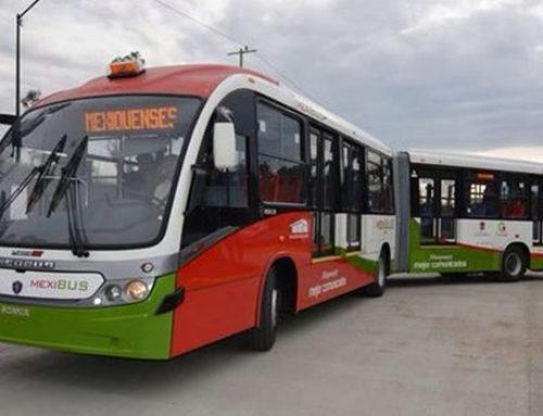 Mexibús Unirá al AICM con Santa Lucía