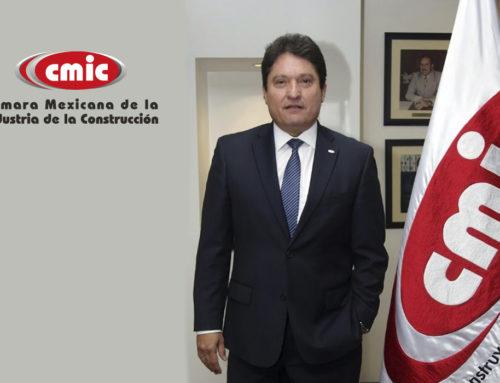 Entrevista exclusiva con el presidente de la Cámara Mexicana de la Industria de la Construcción, Ing. Eduardo Ramírez Leal