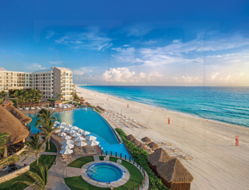 Crece 2.1% la oferta hotelera en México