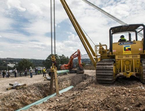 El gasoducto Texas-Tuxpan inicia operaciones