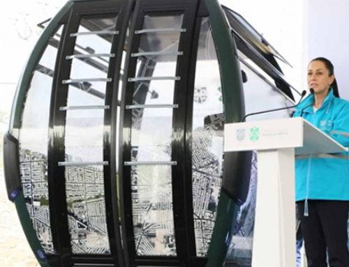 Inicia construcción de Línea 1 del Cablebús en la GAM