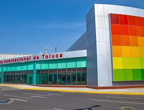 Alistan obras de expansión del aeropuerto de Toluca