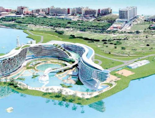 En Cancún, la mayor inversión en 30 años