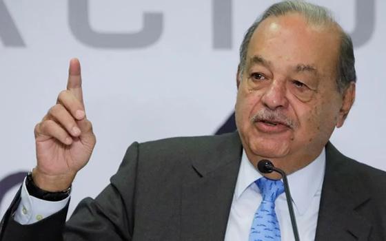 Hay confianza para invertir en México, asegura Carlos Slim