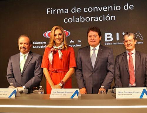 BIVA quiere atraer a firmas del sector de la construcción