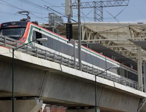 Obra de Tren Interurbano México-Toluca hasta Santa Fe estará lista a 2021: SCT