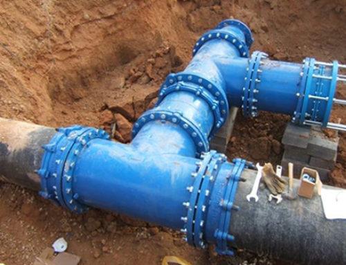 Invierte Gobierno del Estado para Mejorar la Red de Agua