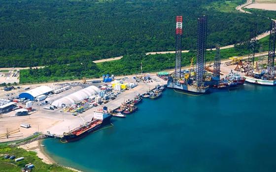 Magnifican inversión en Dos Bocas: Romo