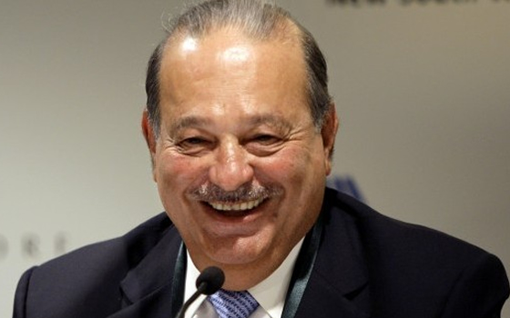 Slim pide invertir 5.0% del PIB en infraestructura
