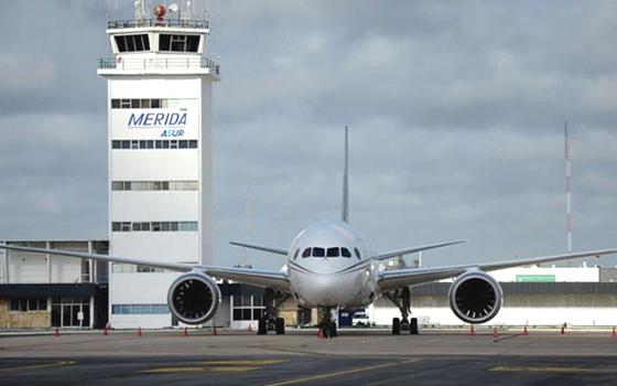El Aeropuerto de Mérida será ampliado con 2,500 millones de pesos
