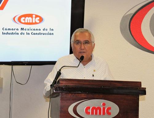 CMIC reafirma confianza en Francisco Gutiérrez