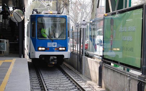 Rehabilitarán la otra mitad del Tren Ligero