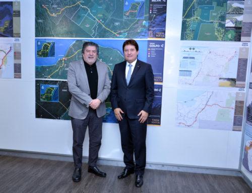 Abren a firmas foráneas primera licitación para el Tren Maya