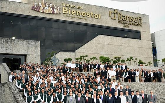Alista Banco del Bienestar 117 mdp para 26 sucursales