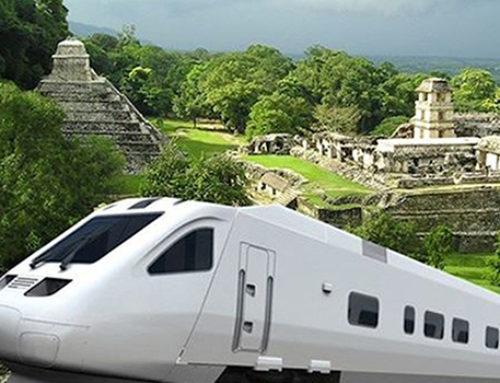 Lanzan primera licitación internacional del Tren Maya