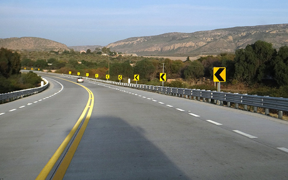 Plan de rehabilitación carretera de Jalisco positivo para la industria local