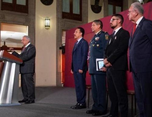 SEDENA construirá dos tramos del Tren Maya, adelanta AMLO