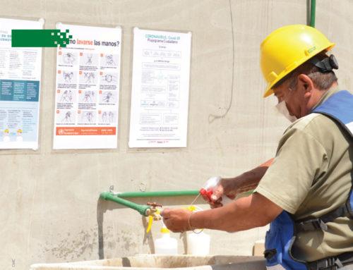 Protocolo de regreso seguro a las obras