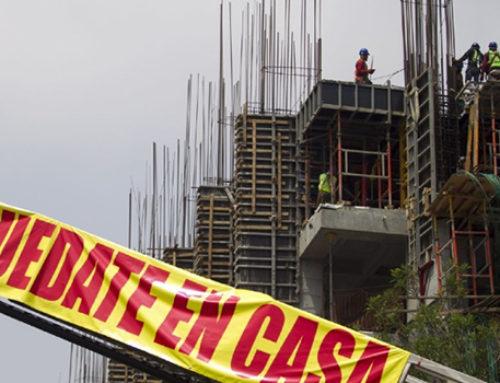 BCS autoriza reactivación de minería y construcción