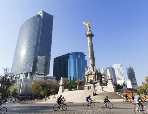 La Ciudad de México apuesta por el ciclismo