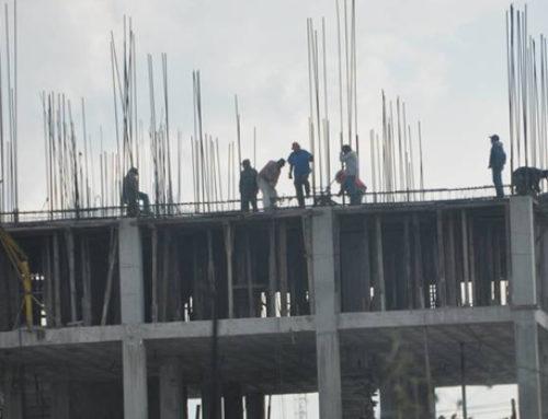 Regreso del sector de la construcción será gradual
